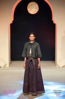 RHW 2016 - Mod Saree